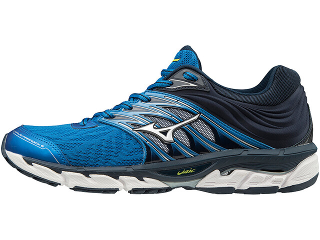 18d91c70e823 Mizuno Wave Paradox 5 - Chaussures running Homme - bleu sur CAMPZ !